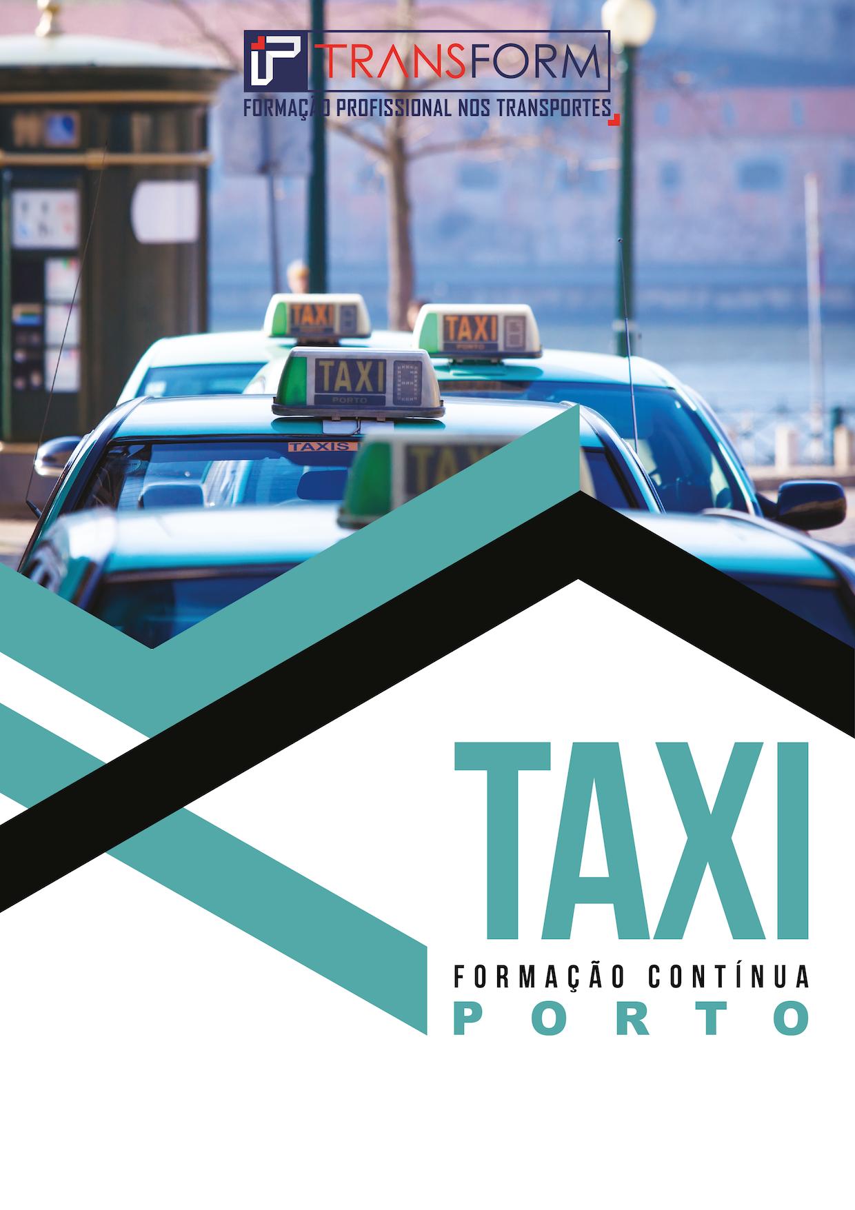 CMT - Certificação de Motorista de Táxi - Formação Contínua 01/20