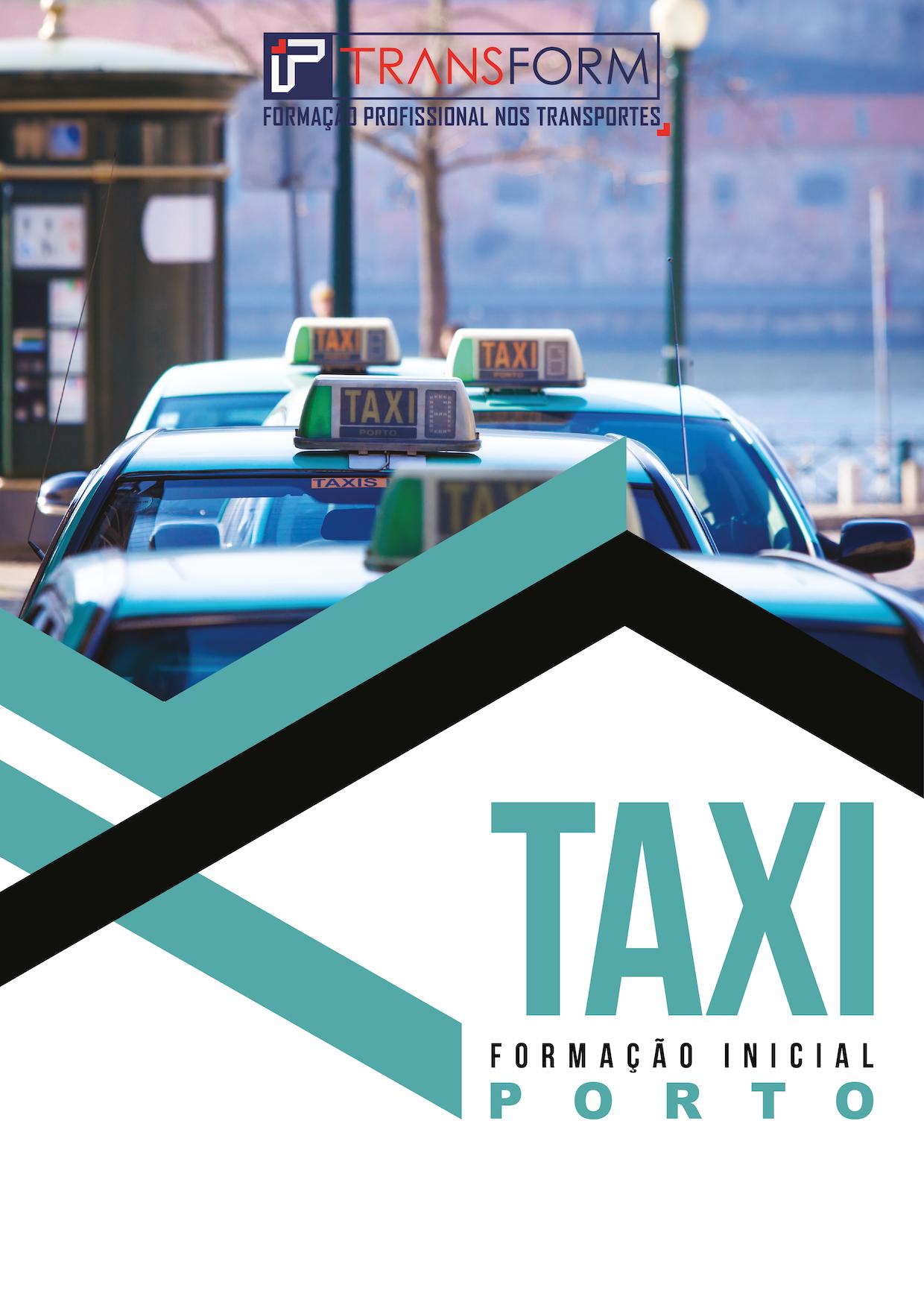 CMT - Certificado de Motorista de Táxi - Formação Inicial